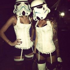 Star wars girls.
