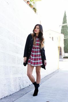 12 Creative (And Stylish) Ways to Style Plaid This Fall | StyleCaster