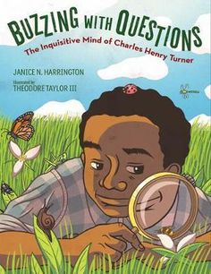 The-first-African-American-entomologist-Charles-Henry-Turner-shines-in-this-nonfiction-picture-book-showcasing-his-ideas-and-discoveries-about-ants-bees-and-other-insects African American Scientists, Charles Turner, Writing Programs, Will Turner, Kids Boxing, Black History, Childrens Books, My Books, This Or That Questions