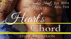 "Cat's Reviews: ""Heart's Chord"" (Charity Parkerson) with GIVEAWAY!..."