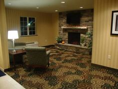 Cobblestone Inn and Suites - Carrington Carrington (North Dakota) Within 3 minutes' drive of Putnam House in Carrington, North Dakota this hotel offers free Wi-Fi and flat-screen TVs in every room. A complimentary hot breakfast is provided to all guests.