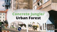 Graffiti profil: Concrete Jungle/Urban Forest