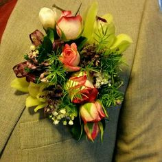 Wedding Boutonnaieres
