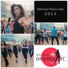 #nationaldanceday #nationaldanceday2014 #fox #danceonfox #nigellythgoe #dizzyfeetproductions #soyouthinkyoucandance #adamshankman #blanksstudios #dancinerate