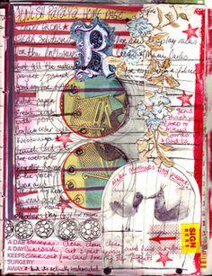 Journal Pages:Anahata Katkin
