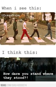 I like one direction, but seriously!