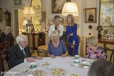 """PA Images on Twitter: """"Duchess of Cornwall attends Royal reception for the Battle of Britain Fighter Association"""