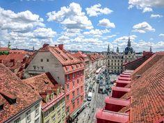 Graz Austria, Instagram Posts, Europe, Tourism, Cities