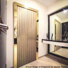 Redefine comfortable living with Elegance by Jaycee Homes, which offers a complete space & incorporates ultra –living through its personalized elevators for each apartment.
