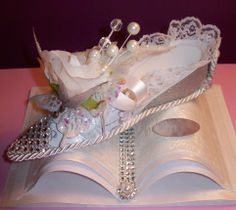 Wedding congratulatory keepsake card by LC for sheshefoofoocards - www.bonanza.com/booths/sheshefoofoocards