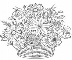 floral painting ideas pot painting designs pot painting designs manufacturers suppliers printable adult coloring pagesadult