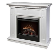 Dimplex - Home Page » Fireplaces » Mantels » Products » Caprice Electric Fireplace