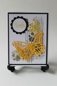 Hey, I found this really awesome Etsy listing at https://www.etsy.com/listing/241984970/handmade-thank-you-card-stampin-up