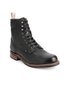 Officer Boot - Black   rag & bone