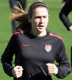 04. Heather O'Reilly – $65,000 Top 10 Highest Paid Female Soccer Players 2015:- http://www.sportyghost.com/top-10-highest-paid-female-soccer-players/ #soccer #football #uswnt