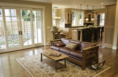 Living Room Kitchen Design, Pictures, Remodel, Decor and Ideas - page 9
