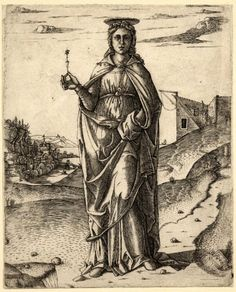 """""""Europa"""", designed by the Flemish painter and artist, Marten de Vos or Maerten de Vos and engraved by Adriaen Collaert. Baroque, Amsterdam, Glass Engraving, Occult Art, Pencil Illustration, British Museum, Drawing People, Rock Art, Art Tutorials"""