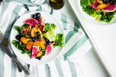 4 Simple Tips To Help You Learn To Love Salad •-It's time to tackle the salad monster and turn it into something you actually enjoy and look forward to. Oh, yes, it's possible to learn to love salad
