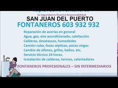Fontaneros San Juan Del Puerto 603 932 932