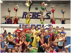 Color themed practice! This would be so fun!