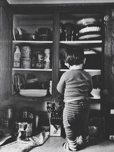 Baby boy photography black and white jackson