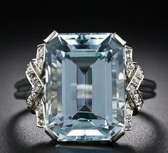 Bijoux Art Deco, Art Deco Jewelry, Jewelry Design, Antique Rings, Antique Jewelry, Vintage Jewelry, Silver Jewelry, Wedding Rings Vintage, Vintage Engagement Rings