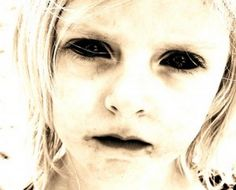 There's a growing number of strange, black eyed children appearing on doorsteps, at car windows and boats. Their skin is pale, their mannerisms odd and they have one consistent request: to be invited inside. They give off a frightening vibe. Those that meet them claim to feel threatened, panicked, disoriented. A result of their black eyes, some sort of hypnotic suggestion used to convince people to let them inside? Are they demonic entities? Some form of spirit seeking passage to another…