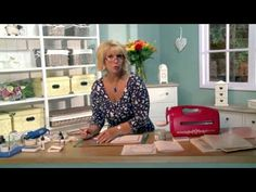 Craft Dies by Sue Wilson -- Tutorial Video - Just Because Card for Creative Expressions - YouTube