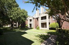 Exerior view of The Wilson Crossing Apartments in Cedar Hill, TX