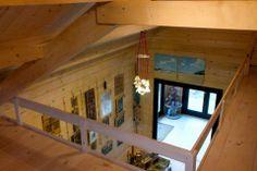 view from the loft, ArtsandCraft Studios, mawgan porth. www.karandave.co.uk