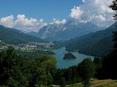 Lago di Pieve di Cadore (Italy)