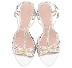Emmy Shoes ~ Luxurious New Wedding Shoe Designs