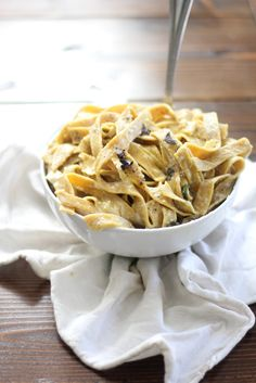 Fresh Pumpkin Pasta