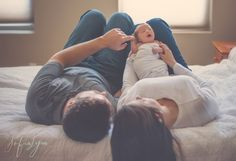 At home newborn photography session in Hoboken, NJ. Love lifestyle photography…how sweet is this?