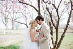 Teal and Peach Country Chic Wedding | Larissa Nicole Photography