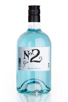Nº2 BLUE DRY GIN 37º