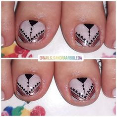 Nail Designs, Nail Art, Baby Shower, Nails, Instagram Posts, Veronica, Base, Ideas, Pretty Pedicures