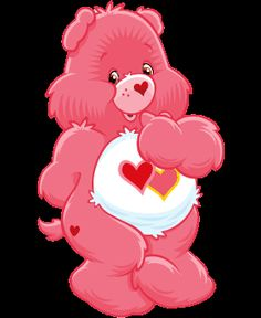 Pic to inspire 1 yr old cake!  Love-A-Lot Bear!  :)