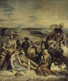 키오스섬의 대학살