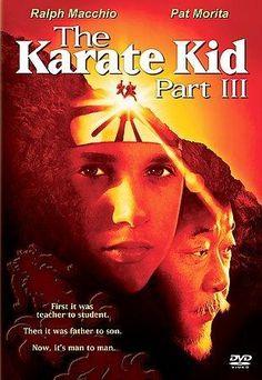 Ver película Karate Kid 1 online latino 1984 gratis VK ... Karate Kid 1984 Poster