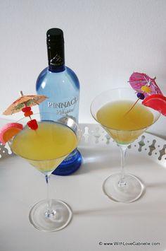 Pinnacle Vodka Martinis