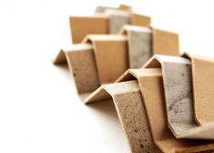 Materiali edili ecosostenibili pannelli in materiali riciclati