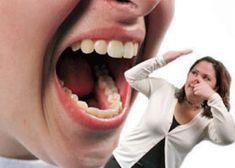 Bad breath! :-(
