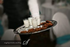 Milk and Cookies Butler Service