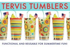Tervis Tumblers are the best!