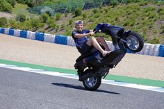 Moto3 rider Jack Miller at the Spanish Grand Prix