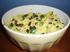 Make and share this Moroccan Couscous Salad recipe from Food.com.