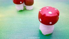 Pilze aus Korken – Love Decorations