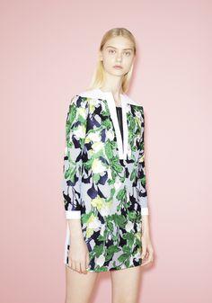 Collection Printemps Eté 2014 Peter Pilotto au Bon Marché Rive Gauche #lebonmarche #peterpilotto #mode #femme #fashion #women #robe #dress #ete #summer #shopping #paris http://www.lebonmarche.com/marques/peter-pilotto.html