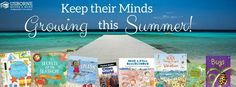 Happy 1st day of June! Who is ready for summer vacations?  Great time to order and put together a group of books for summer trips to help keep the kids occupied in the car - books to read, wipe-clean books and cards, and more! http://y4963.myubam.com